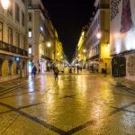 Lisbona - Shopping, ristoranti e vita notturna Parte II