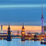 Luoghi di ripresa privilegiati di Berlin Tag und Nacht - Qui trovo le mie stelle