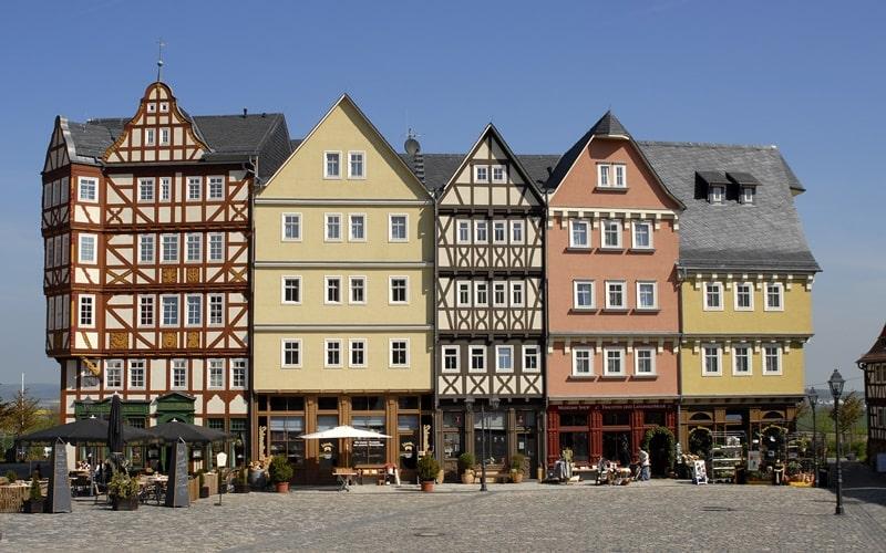 I 23 luoghi più belli di Hessen 2021 (mappa inclusa)