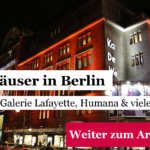 La guida definitiva allo shopping per Berlino