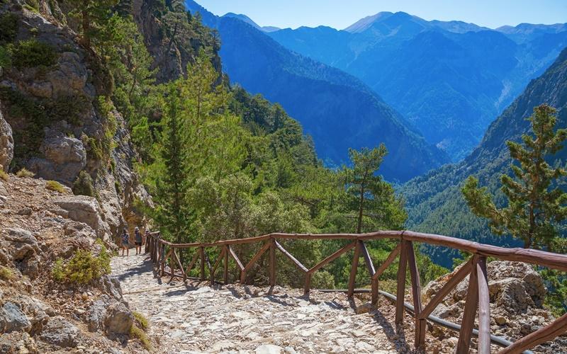 Gola di Samaria – i migliori consigli per un tour attraverso la Gola di Samaria a Creta (2021)