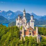 15 favolosi castelli e palazzi in Germania - 2021 (con mappa)